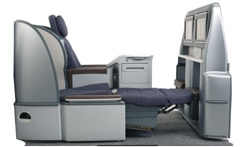 United Airlines Business Class Special to New York