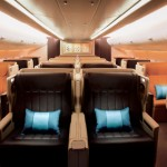 Business Class Flights to Europe and South Africa with Singapore Airlines