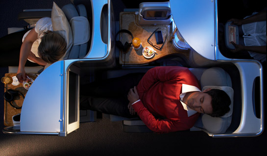 Free FIRST Class Upgrade to Europe in ONE DIRECTION with Emirates