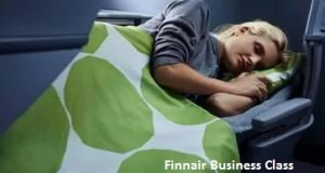 Around the World in Business Class with Finnair