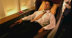 Thai Airways First Class to Europe