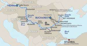 Avalon Waterways 2015 Earlybird Offers- Blue Danube to the Black Sea