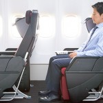 Japan Airlines Business Class to Japan