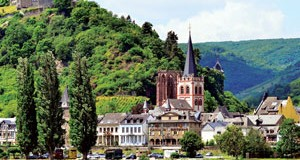 Avalon Waterways 2015 – Romantic Rhine