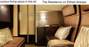 The Residence on Etihad Airways