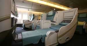 Business Class Special to USA from $4990 + taxes with Korean Airlines