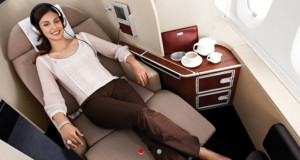 Qantas Airways Business Class and First Class 2015 Early Bird Special