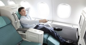Korean Airlines Business Class Airfares to Europe from $5190 + taxes
