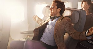 Premium Economy Class to Europe with Lufthansa and partner airlines