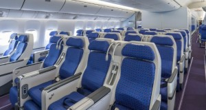 China Southern Premium Economy Class to Europe