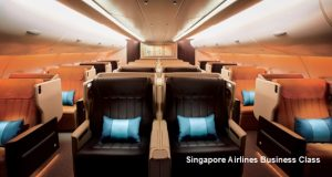 Business Class Special to Asia with Singapore Airlines