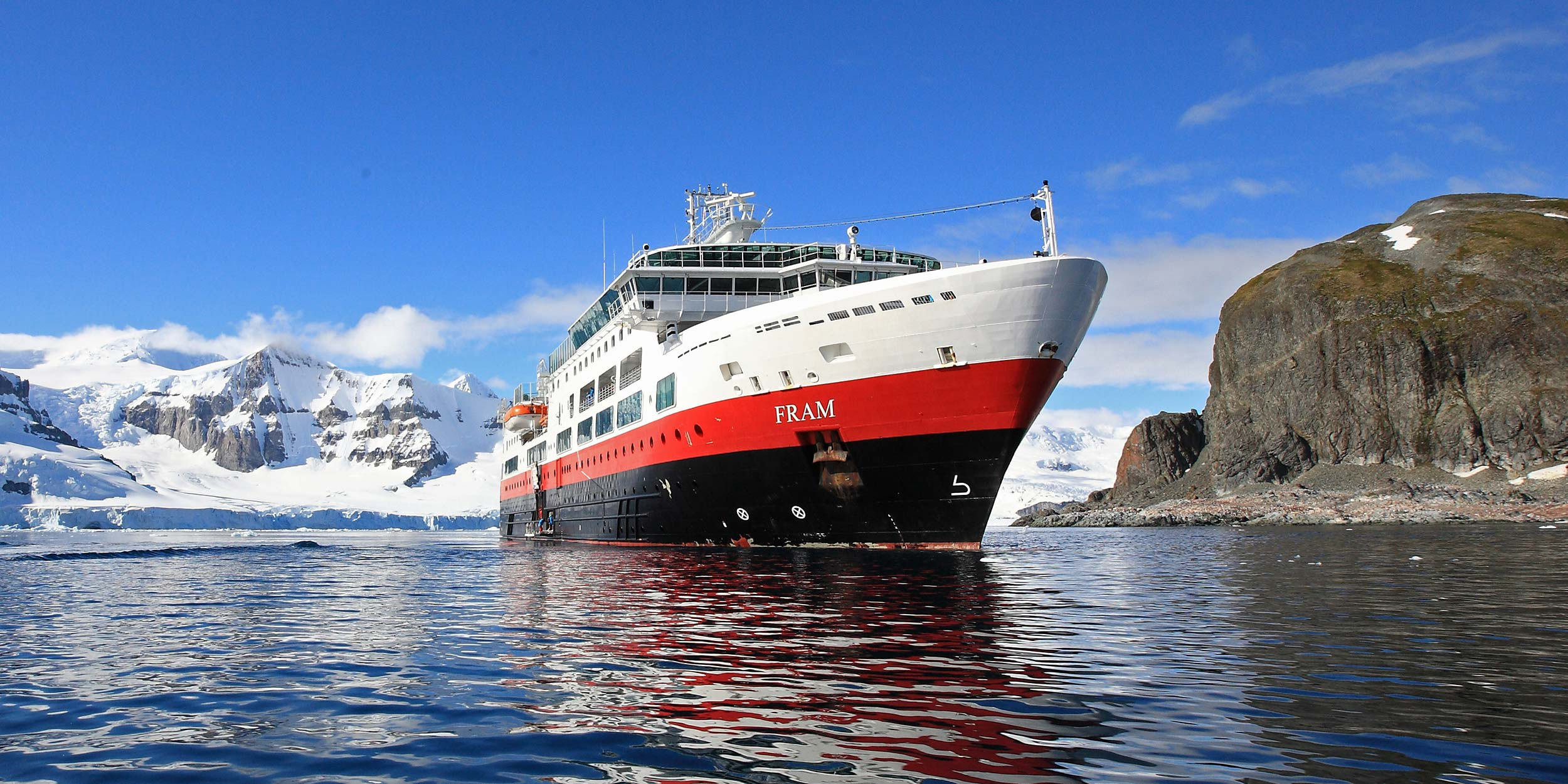 escorted tours expedition cruises