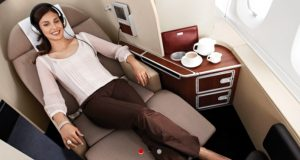 First Class Tickets to Europe with Qantas Airways