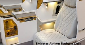 Mixed Business and Economy Class Flights to Europe with Emirates Airlines