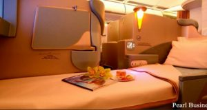 Business & First Class Flights to Europe & Middle East with Etihad Airways