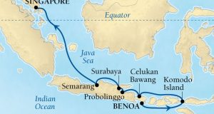10 Day Gems of the Java Sea, Seabourn