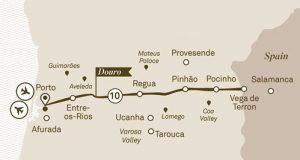 11 Day Unforgettable Douro, Scenic Tours 2018