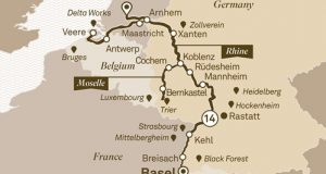 15 Day Romantic Rhine and Moselle, Scenic Tours 2018