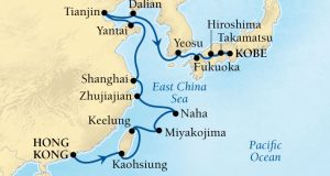 21 Day Asian Seas Exploration, Seabourn