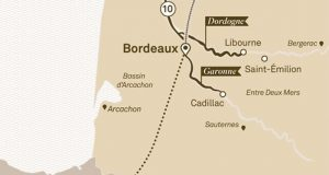 15 Day Breathtaking Bordeaux with Madrid, Scenic Tours 2018