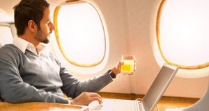Business Class Companion Deal to Europe with Emirates Airlines