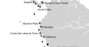 South America Expedition Cruise 2018 – Colon to Lima, Silversea