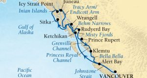 12 Day Ultimate Alaska & Inside Passage, Seabourn