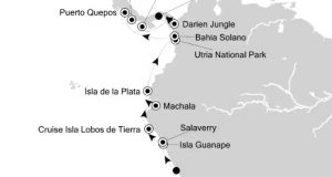 South America Expedition Cruise 2018 – Lima to Panama City, Silversea