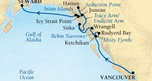 11 Day Ultimate Alaskan Sojourn, Seabourn