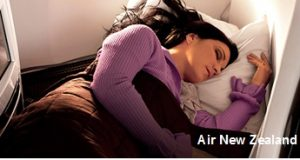 Mixed Business & Economy Class Special to North America with Air New Zealand