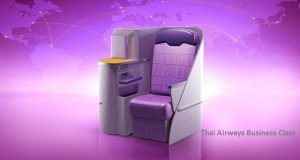 Business Class Tickets to Europe with Thai Airways