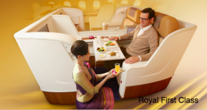 Thai Airways Massive Sale to Europe