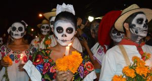 Abercrombie & Kent 2018 – Mexico's Day of the Dead Festival