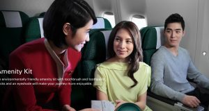 Premium Economy Class Flights to Asia with Cathay Pacific