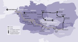 25 Day Eastern Bloc with Magnificent Europe, APT Tour 2018