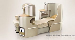 Business Class Tickets to Europe with Asiana Airlines