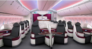 Business Class Earlybird Special to Europe with Qatar Airways