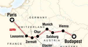 Europe By Rail With The Glacier Express – G Adventures
