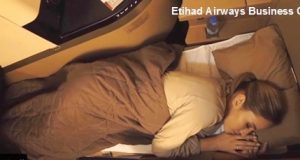 Business Class Special to Europe with Etihad Airways