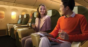 Premium Economy to Europe From $1930 Inclusive of Taxes
