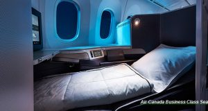 Business Class Specials to North America with Air Canada