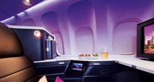 Virgin Australia – Business Class and Premium Economy