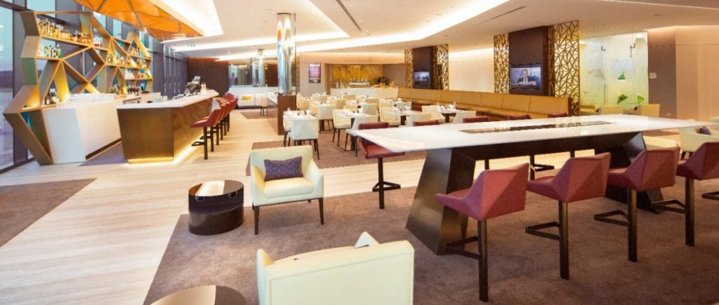 Etihad Lounges