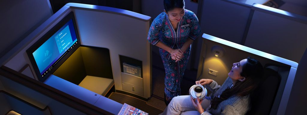 Malaysia Airlines Business Suite