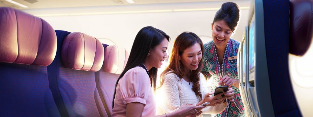 Malaysia Airlines Wi-Fi