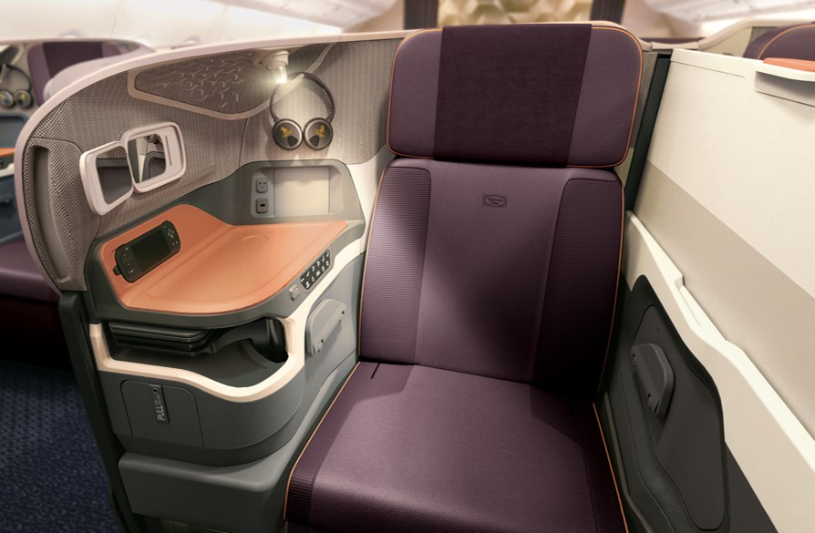 Business Class Compartments