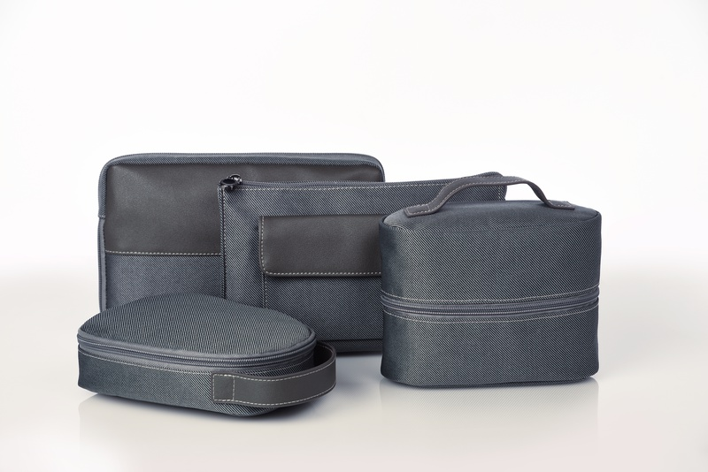Bulgari's Men's First Class Amenity Kit