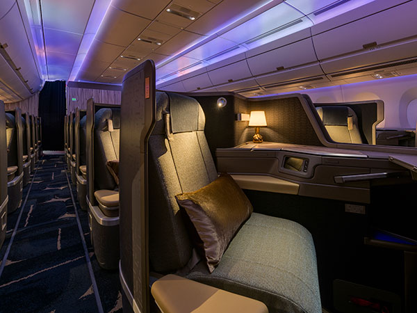 China Airlines Premium Business Class