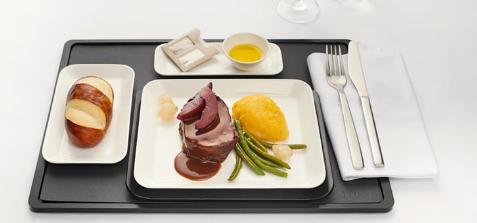 Business Class Dish