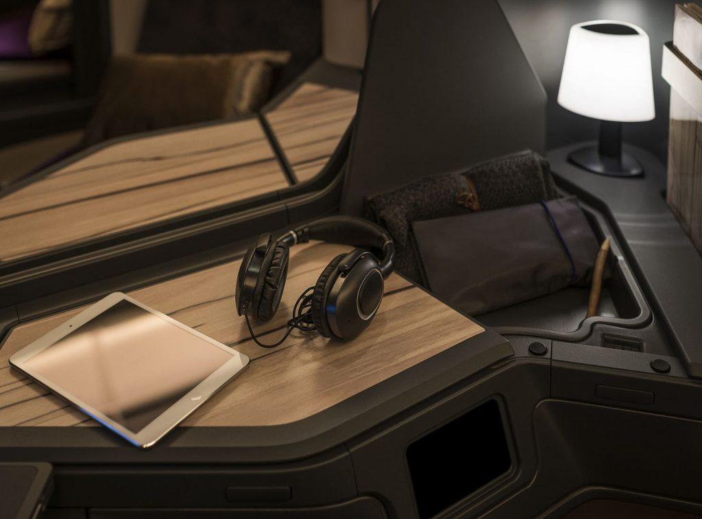 Premium Business Class Noise-Cancelling Headphones